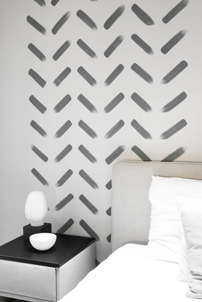 DIY: zo maak je een gaaf verf effect op de muur